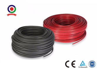 China 4mm2 Electrical Wire Single Core UV Resistance For Permanent Installations supplier