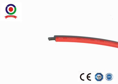 China TUV Approved Double Insulated Single Core Cable Strong Current Carrying Capacity supplier