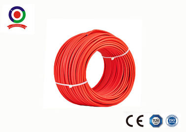 China Solar System 10mm Solar Cable Soft Annealed Stranded Tinned Copper Conductor supplier