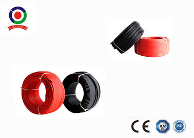 China UV Resistant Single Core Solar Cable , Flame Retardant 1800V PV DC Cable supplier