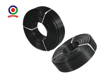 China Black 1.8KV DC Single Core Electrical Cable For Indoor / Outdoor Solar Installations supplier