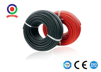 China Moistureproof Single Core Wire , Sunlight Resistant 4mm Single Core Cable supplier