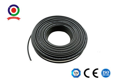 China High Voltage 1.5KV Single Core Solar Cable , Double Insulated Single Core Cable supplier