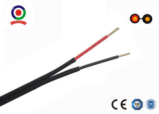 China Flame Retardant 4mm Twin Core Cable Anti - Aging For Photovoltaic Power System supplier