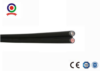 China High Performance Twin Core Solar Cable 16mm Very Low Space Requirement For PV Panel supplier