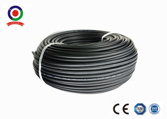 China TUV Certified 1 Core Solar Photovoltaic Cable 10mm2 Penetration Resistant supplier