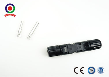 China Heat Resistant Solar Panel Connectors High Mechanical Endurance For Photovoltaic System supplier