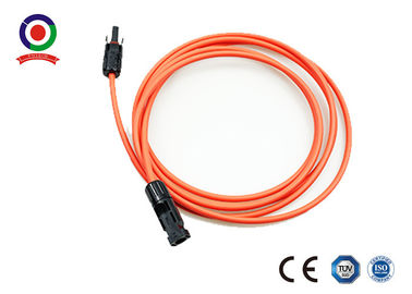 China UV Resistant Double Insulation 30A Solar Cable supplier