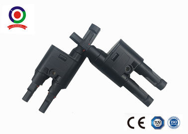 China IP67 Protection  Y Branch Connector Female / Male supplier