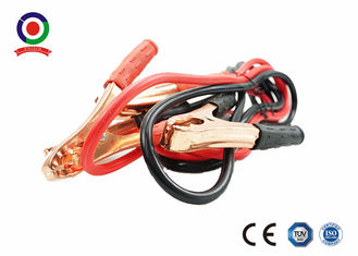 China Red / Black Jump Leads Booster Cables PVC Insulation With Voltage Overload Protector supplier