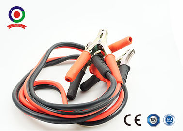 China Heat Resistant Jump Leads Booster Cables , 200Amp Auto Battery Booster Cables supplier