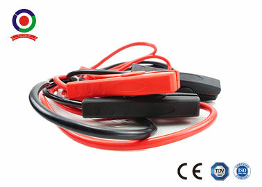 China High Safety Long Booster Cables 300 Amp Copper Clad Aluminum Core supplier