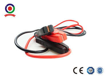 China Flexible Commercial Booster Cables Ergonomically Designed Plastic Clamp supplier