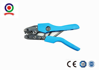 China High Precision MC4 Tool , 2.5mm2 To 6mm2 Solar Crimping Tool For MC4 Connector supplier