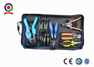 China Portable High Precision MC4 Tool Kit , Interchangeable MC4 Connector Crimping Tool supplier