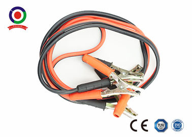 China 200A - 600A Jump Leads Booster Cables With Inslated Color Coded Handles supplier