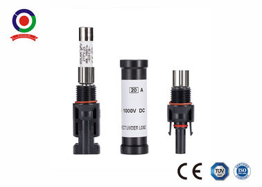 China DC 1000V 30A Solar Fuse Holder Connector Inline Fuse Type MC4 For Solar Energy System supplier