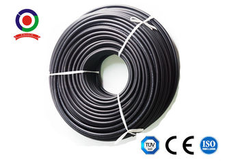 TUV PV1-F DC Solar Cable 4mm2 single core 600V1000V AC 1800 DC dual insulation