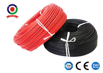 China TUV EU En50618 1500V DC 1.5sqmm Photovoltaic Solar Power Cable for Solar System supplier
