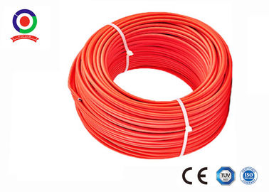 China TUV CE 1.5mm DC Power Cable Solar Sunlight Resistant For PhotoVoltaic System supplier