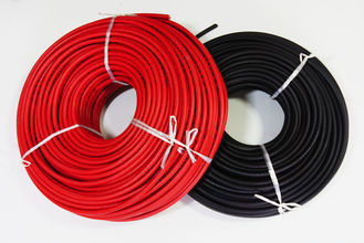 China TUV PV 1800V DC Fire Resistant Cables Single Core DC Solar Cable for solar panel supplier