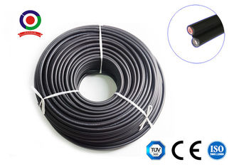 China Uv Resistance Dc Solar Cable 2 Core 4mm2 Copper Tinned Copper Conductor supplier