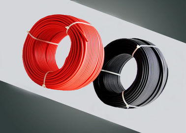 China PV Solar Single Core Electrical Cable / Solar Cable 4mm2 2pfg1169 Approved supplier