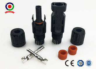 China IP67 Solar Cable MC4 Connector DC 1000V 14AWG 12AWG 10AWG Wire Size Range supplier