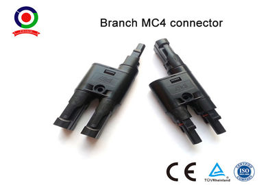 China Solar Multi Contact  Multi Branch Connector Male And Female Gender supplier