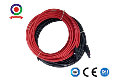 China UV Resistant Solar Powered Extension Cord 1000VDC With Tinned Annealed Copper Conductor supplier
