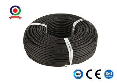 China 1500V DC 6qmm Solar Pv Cable / Flame Retardant Dc Cable For Solar Panels supplier