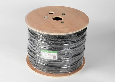 China TUV Ozone Resistant Solar Panel Cable 4mm 5.9mm OD XLPE Jacket Material supplier