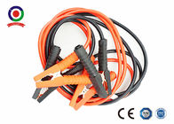 China Portable Brass Jump Leads Booster Cables , Auto Booster Cables CE Approved factory
