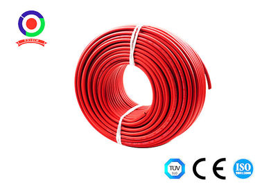 China UV Resistance 16mm2 Single Core Solar Cable 9.2mm OD Dual Insulated factory