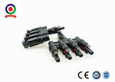 Compatible Solar Branch 4 to 1 Multi - Connector for off Grid Solar System