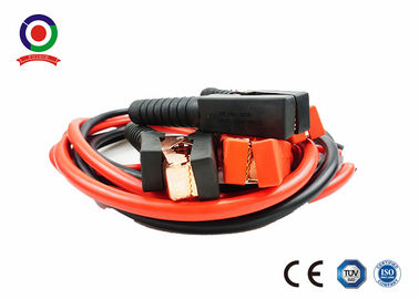 China 2m - 4.5m Heavy Duty Booster Cables 200A 7.5mm Outer Diameter For Auto Charging distributor