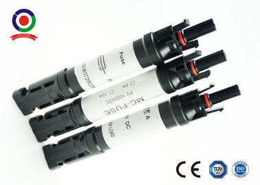 China Crimp Connection MC4 Inline Fuse Holder 15A With Anti - Ultraviolet Radiation Capacity distributor