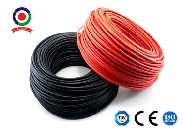 China TUV 2pfg1169 Approved DC PV Solar Electric Power Cable 16mm2 Double Insulated distributor
