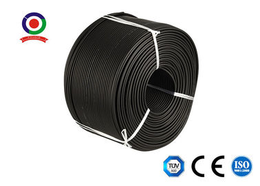 China 10mm2 Copper Single Core Solar Panel Cable Wire Strong Flexibility For Solar System factory