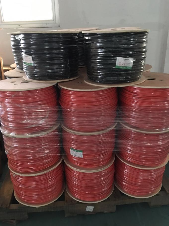 XLPE Insulated 6mm Single Core Cable 84/0.3mm With CE TUV Certification