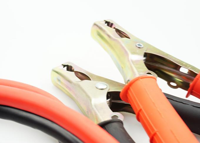 200A - 600A Jump Leads Booster Cables With Inslated Color Coded Handles
